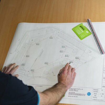Our inhouse Waterwise Accredited Irrigation Designer can design the landscape irrigation requirements for your project, taking into account the latest technologies, products and practices.